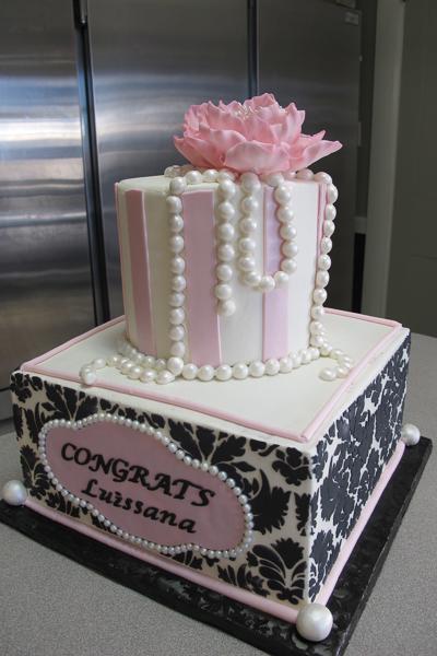 Bridal Shower Cakes Rosies Creative Cakes