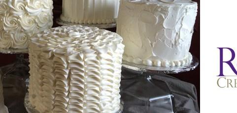 Textured Buttercream Cake Designs