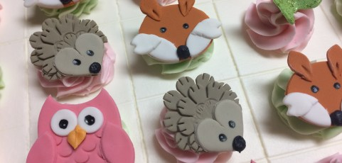 Woodland Themed Cakes