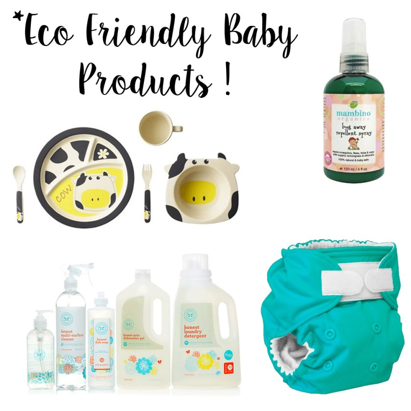 Eco Friendly Product Roundup Baby Products Rosie S