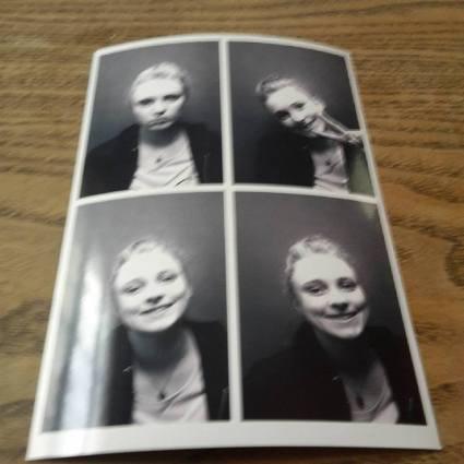 Brighton Done photobooth Identity photos