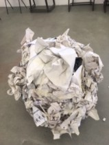 The Giant Paper ball