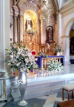 Iglesia del Cabezo de Torres, Floristerias Murcia