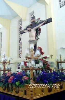 Cristo del perdon de Casillas