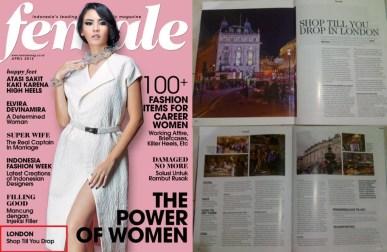 Majalah female