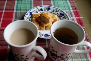 teh inggris