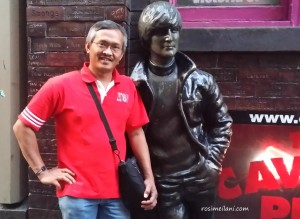 cavern club tempai beatles pentas