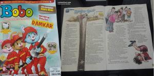 Cerpen anak di majalah bobo