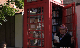 mini library in UK