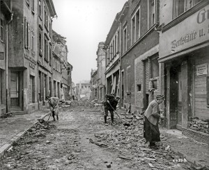 Destruction, June 1945