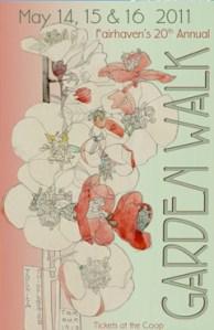 Poster: GardenWalk (annual event)