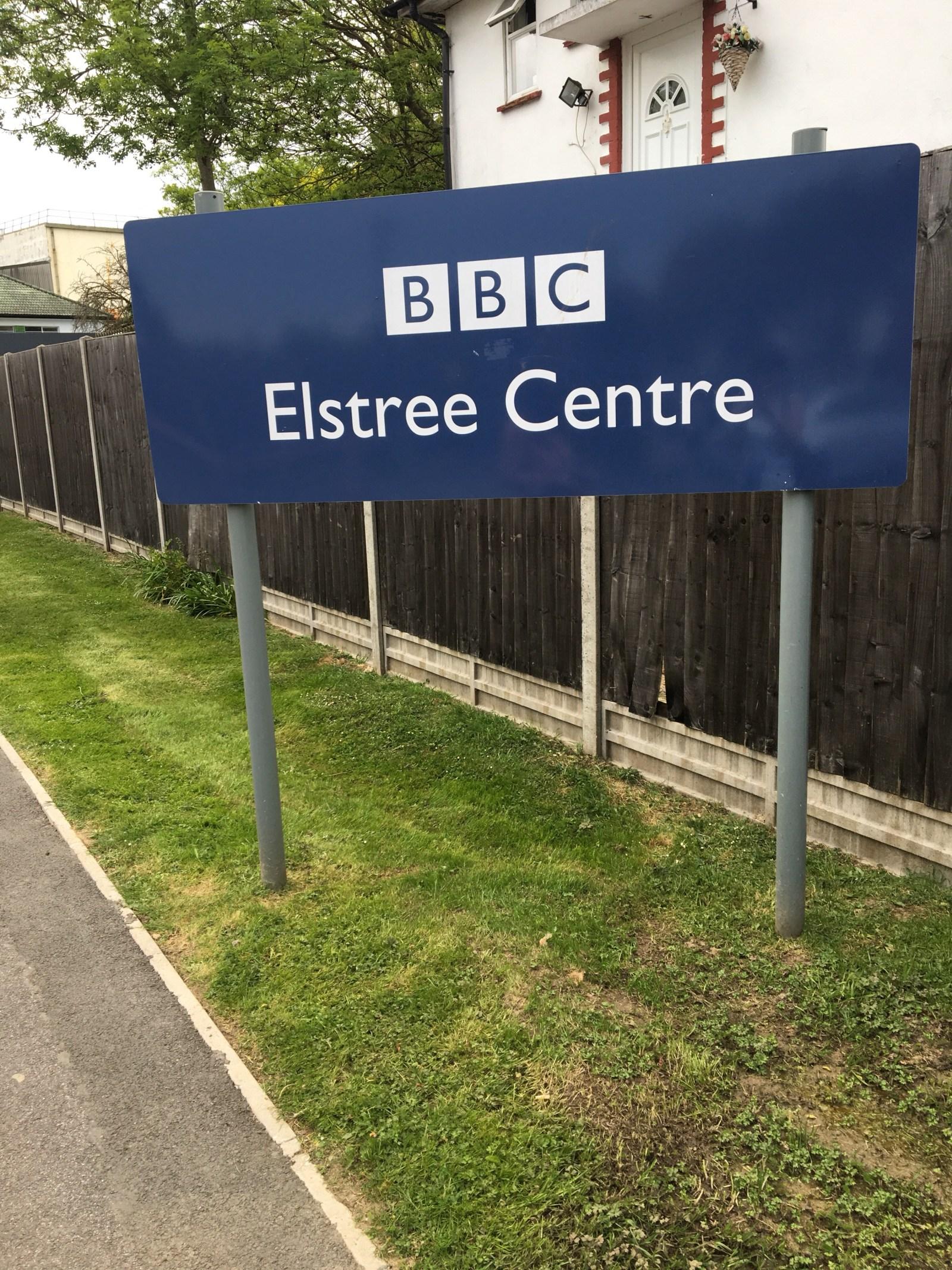 BBC Elstree Studios