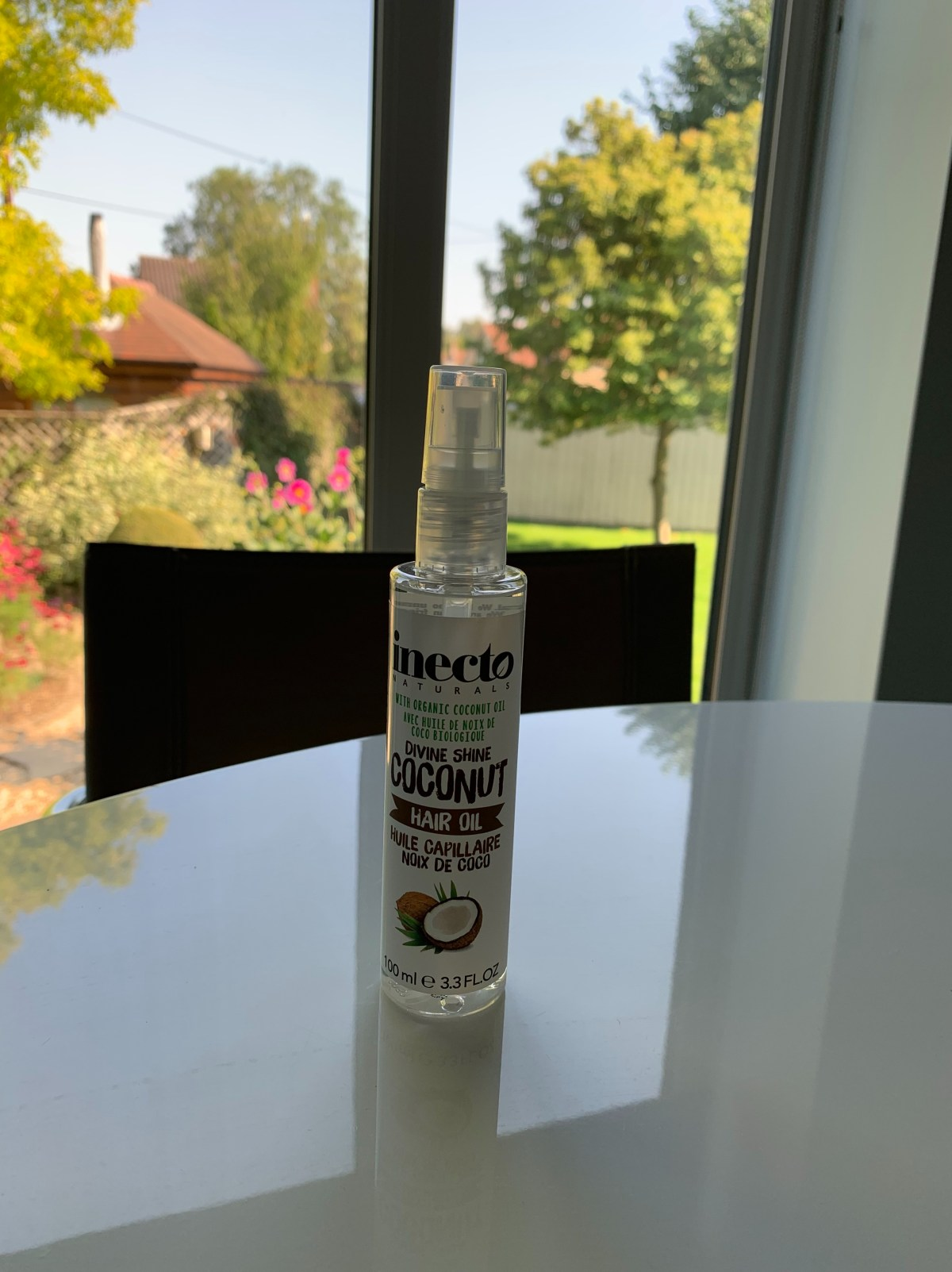 Inecto naturals coconut divine shine hair oil
