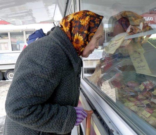 Пенсионеры, бедность, нищета, пенсия. Фото: gazeta.kg