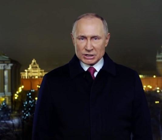 Путин. Скриншот: НТВ / YouTube
