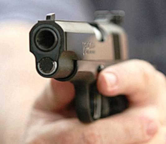 стрельба, пистолет, травматическое оружие, пневматика