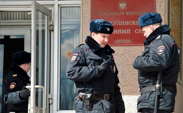 суд, Москва, МВД