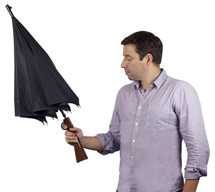 Зонт-оружие