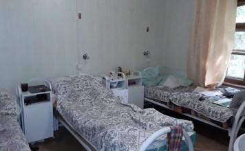 больница, палата, госпитализация