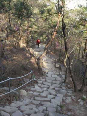Gwanaksan path