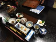 Food at the Onsen