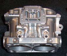 wet blast component picture