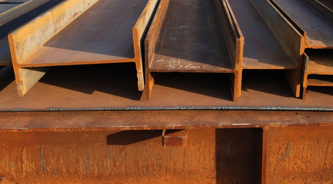 Structural Steel FAQ, Part 3 – Evaluating Rust and Mill Scale Pre- and Post-Blast