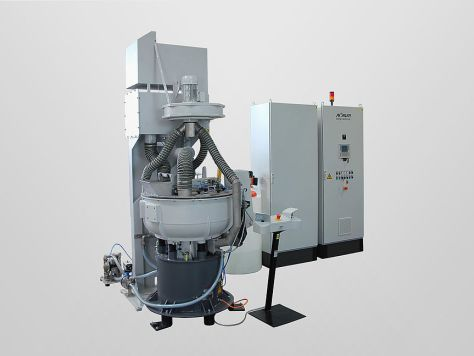 Rosler washing and drying system