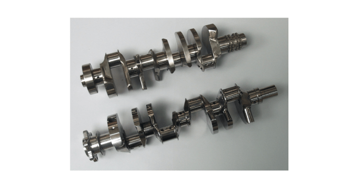 Automotive Crankshafts, Part 3 – Typical Mass Finishing Machines Used for Crankshafts