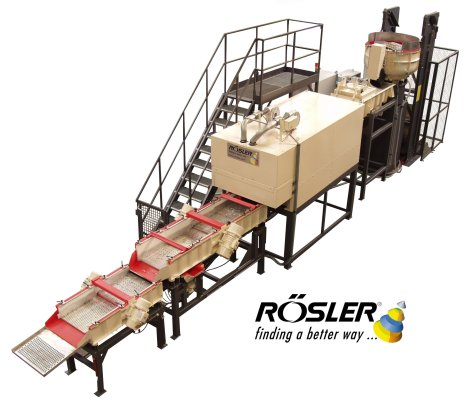 Rosler R 220 SO System for small parts