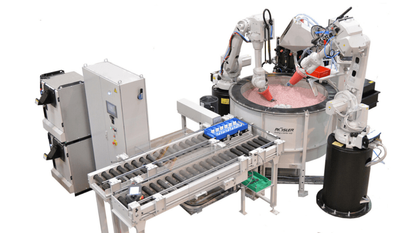 Rosler Metal Finishing - Automation Blog Series, Part 5