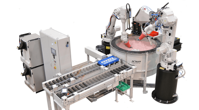 Rosler Metal Finishing - Automation Blog Series, Part 5