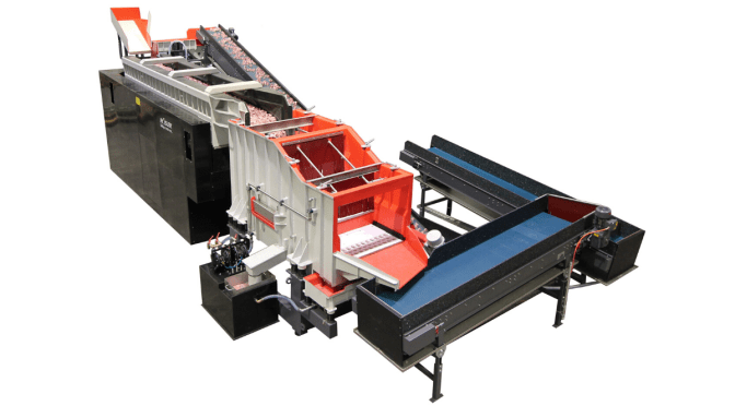New Vibratory Finishing System Enhances Existing Material Handling & Drying Equipment