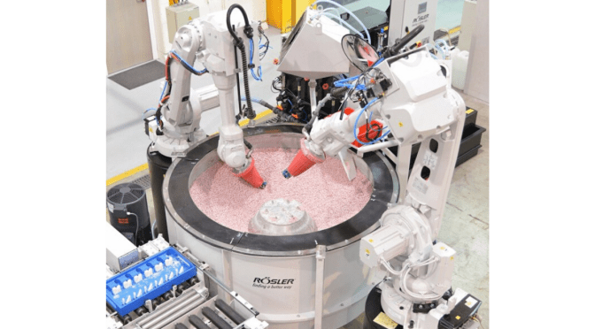 Automation Part 7 – The Top 3 Mass Finishing and Shot Blasting Machines