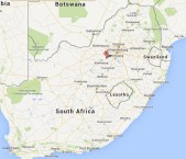 Karta Potchefstroom (1)