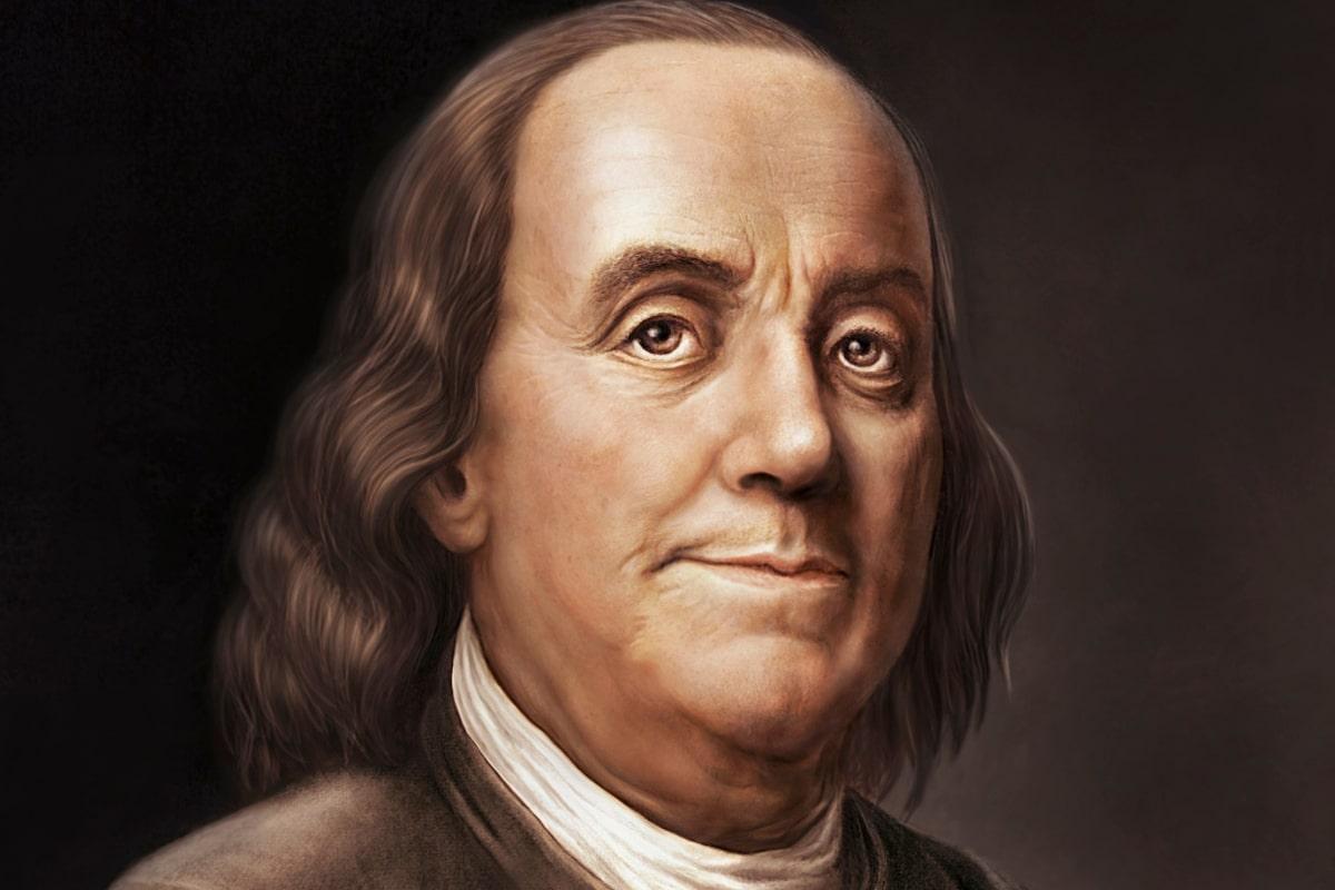 Cytaty Benjamin Franklin
