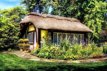 Domy jak z bajki czyli jak ominąć kredyt mieszkaniowy