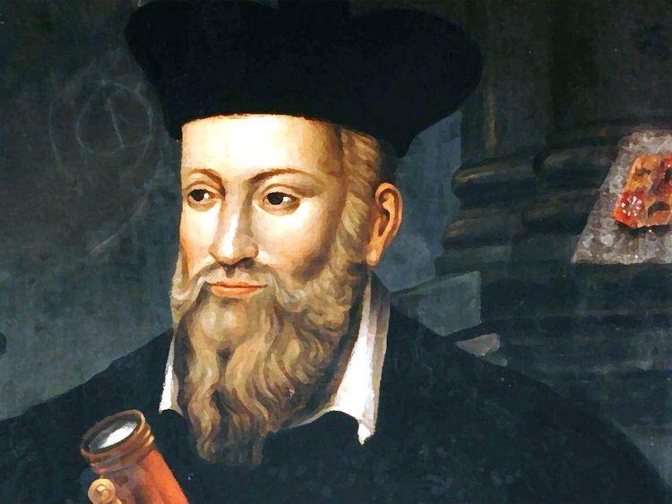 Nostradamus przepowiednie