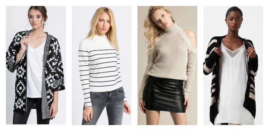 Najmodniejsze swetry
