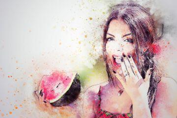 Piękna skóra = zdrowe odżywianie. Poznaj dobre nawyki żywieniowe