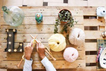Subtelne detale do Twojego domu, które wykonasz samodzielnie na drutach