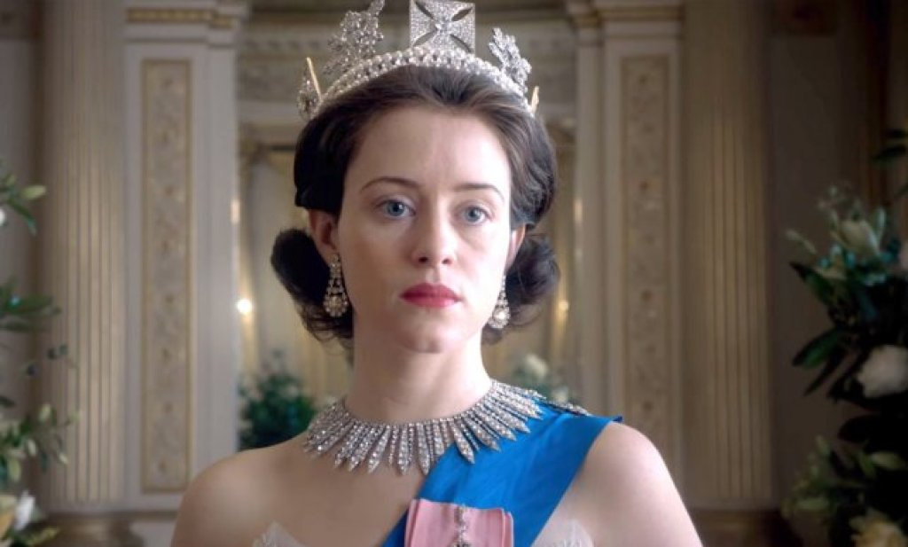 """Claire Foy w """"The Crown"""""""