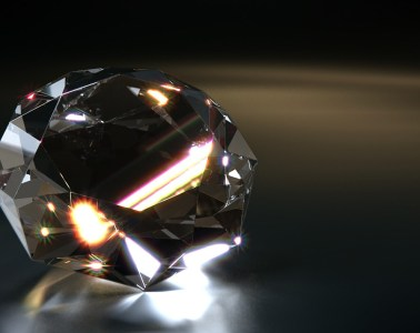diament a brylant