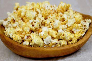 czy popcorn jest zdrowy?
