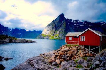Norwegia atrakcje