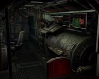 Spaceship interior | Ross3dart