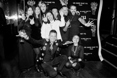 After Show on aura tout vu couture ss16 Queen club photos Olesya Okuneva (103)