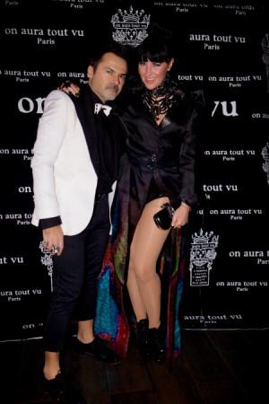 After Show on aura tout vu couture ss16 Queen club photos Olesya Okuneva (76)