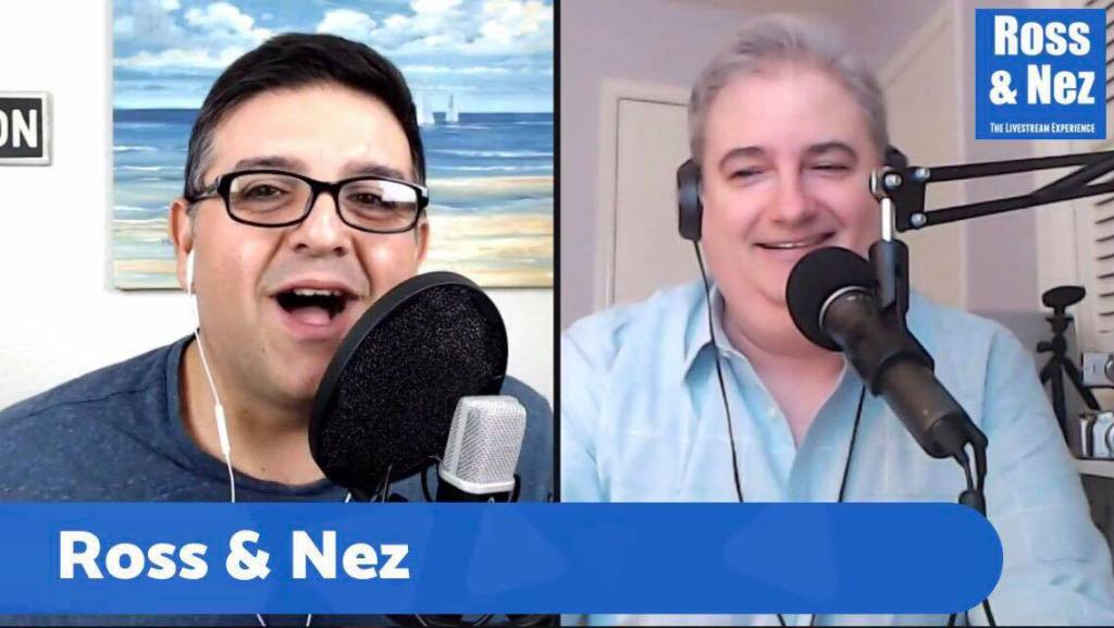 Ross and Nez 006 2018 Predictions Livestreaming