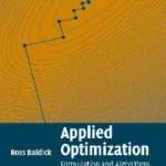 Applied Optimization | RossBaldick.com